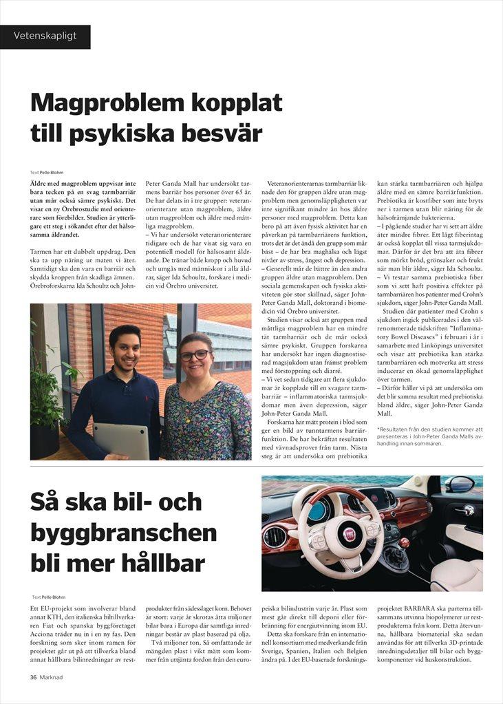 Marknad Örebro nr 6 2018