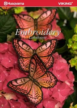Husqvarna VIKING® Embroidery Catalogue