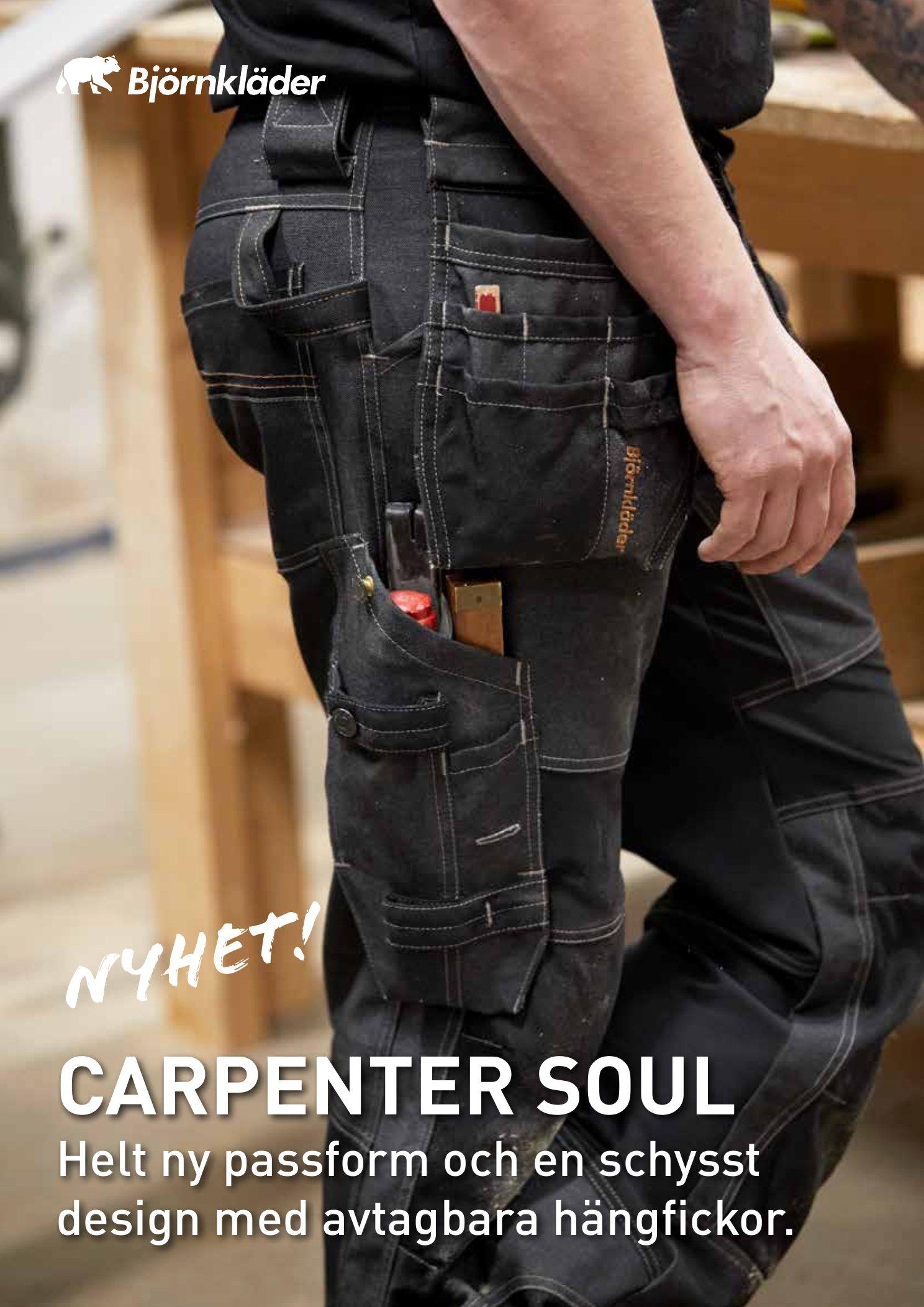 björnkläders carpenter-byxa